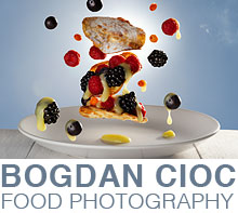 Bogdan Cioc Food Photography